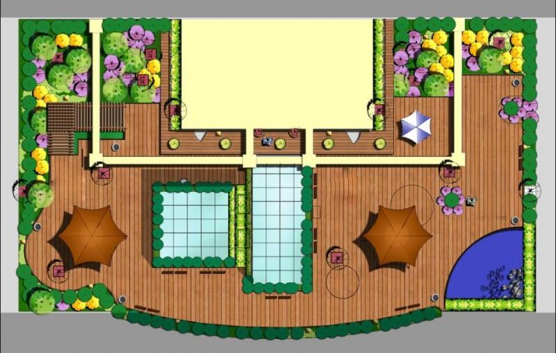 西安高新屋顶花园 (2)