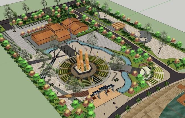 公园广场设计