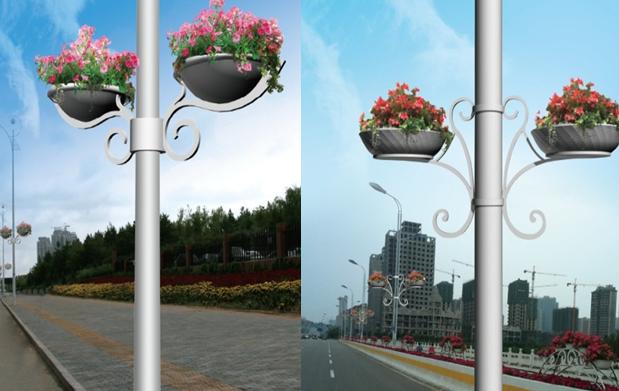 灯杆绿化整体解决方案