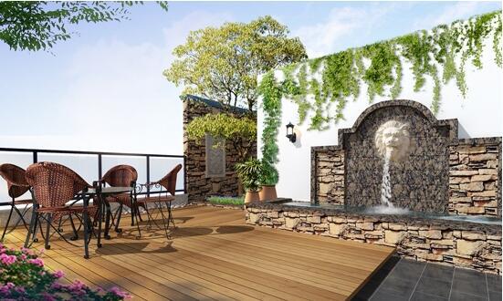 包括结构承重和屋顶防水构造的安全使用,以及屋顶四周防护栏杆的安全