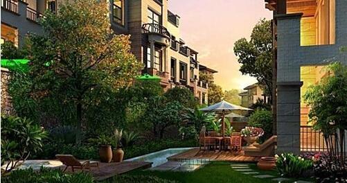 别墅花园景观设计的三大原则