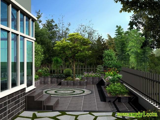 庭院绿化 (1)