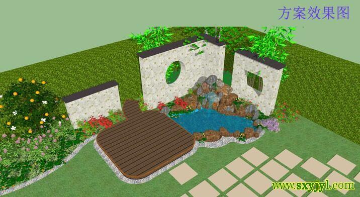 庭院绿化 (6)