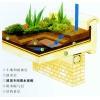 屋顶绿化专用理水系统