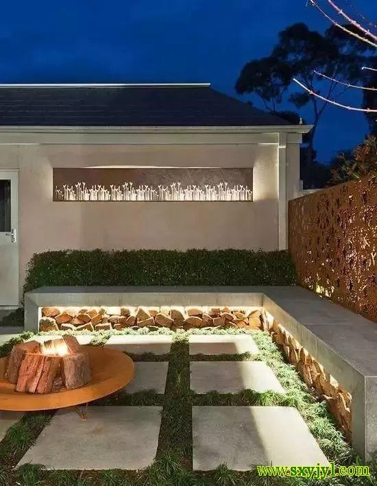 西安庭院花园设计