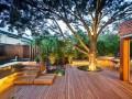 庭院花园木地板铺装集锦 (31)
